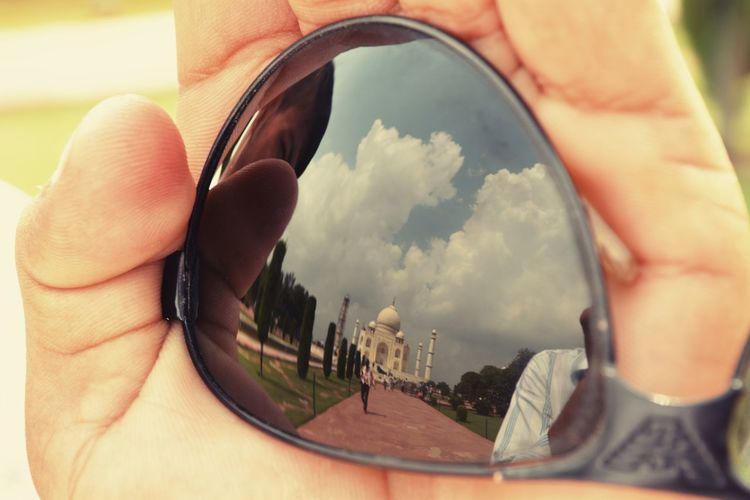 The Taj Mahal Reflection_shotz Taj Mahal India Taj Mahal, Agra Agra Historical Monuments History Through The Lens  History Architecture World Wonders Seven Wonders Of The World Outdoors Outdoor Photography Oh, Oh, Oh It's Magic Momment The Magic Mission The Magical History Tour