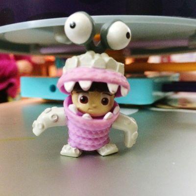 """Kitty!"" Boo Monstersinc"