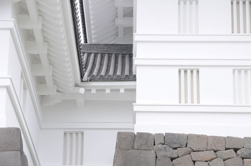 Castle Odawara Odawara Castle / Japan Odawara/Japan Renewal  White Traditional Traditional Building Open Edit OpenEdit Snapshot