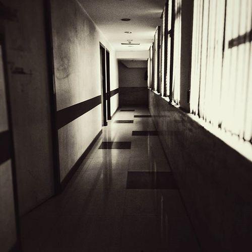 Corridor Windows Dorrs Classrooms Dark Light Darkandlight Floor Monochrom Monochromacy Mobilephotography Motog3rdgen Sunlight Followme Snapseed Floorreflection Darkness Fiitjee Hope Curtains
