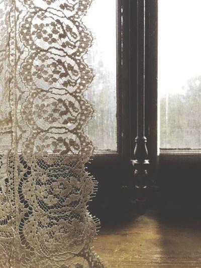 Window Lace Curtain Interior