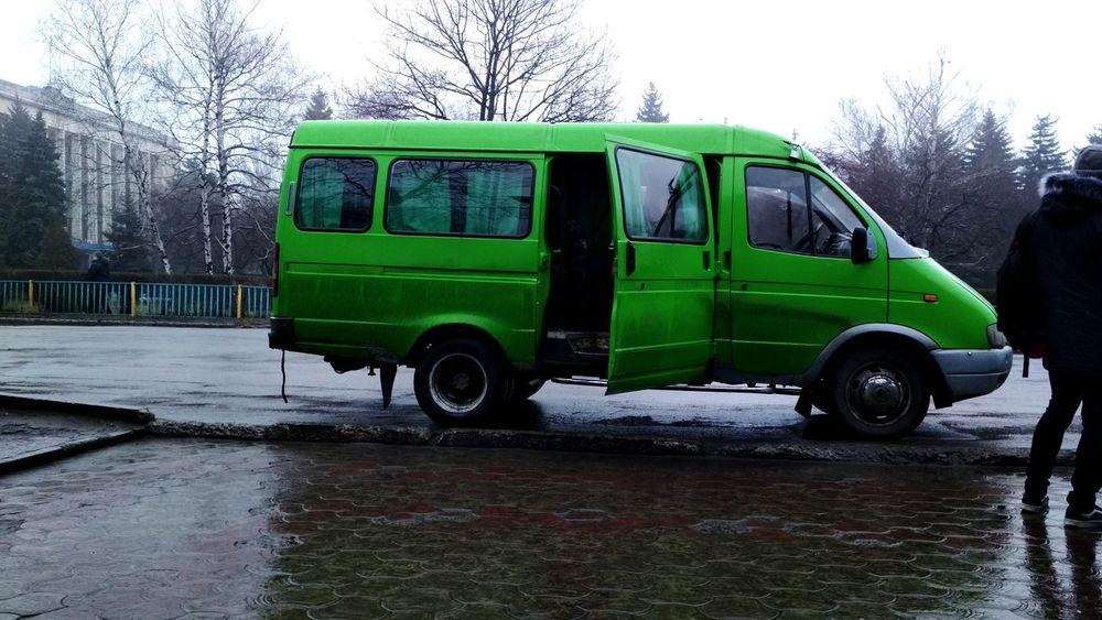 Green car Green Car Cars Greencar Ukraine Day No People