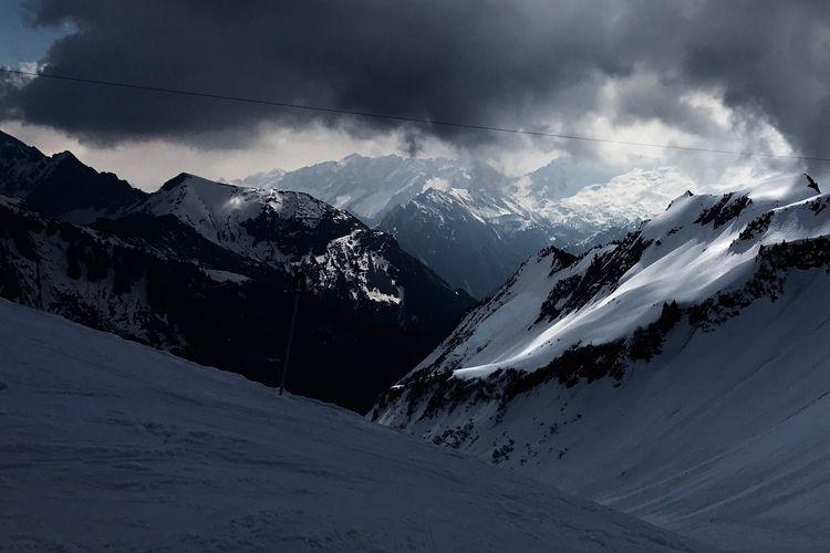 Snow Mountain First Eyeem Photo