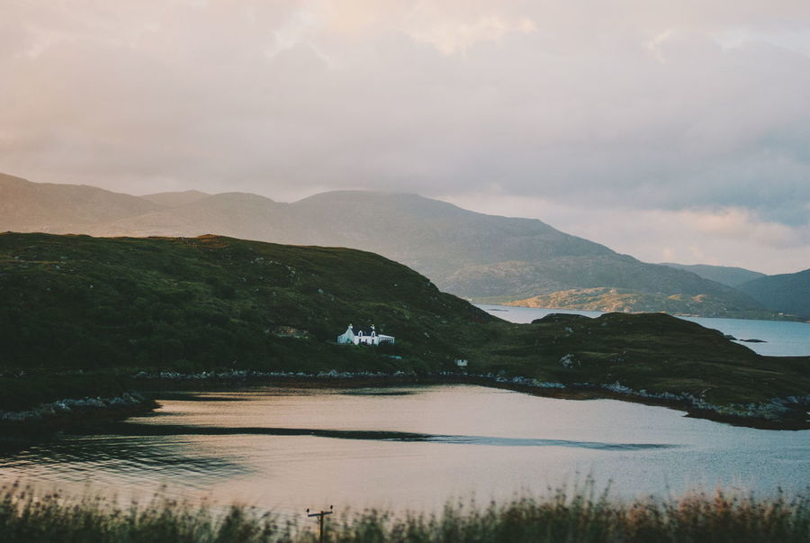 Oh Harris! Beauty In Nature Dramatic Sky Island Isle Of Harris Landscape Lonely House Mountain Mountain Range Nature No People Outdoors Outer Hebrides Scenics Scotland Sunset Western Isles Finding New Frontiers Betterlandscapes Miles Away The Great Outdoors - 2017 EyeEm Awards The Architect - 2017 EyeEm Awards Place Of Heart Sommergefühle Lost In The Landscape Perspectives On Nature Go Higher Summer Exploratorium