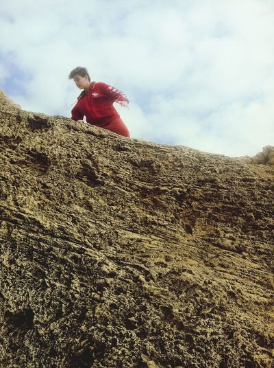 Rock Climbing Jumpers