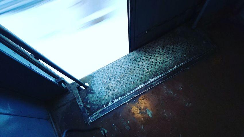 поезд скорость вагон Тамбур дверь опасность Transportation Train Choice Indoors  No People Day Close-up