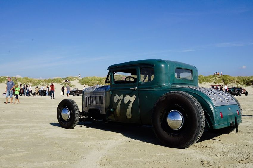 Rømø Motor Festival 1930 Ford Coupé On The Beach Rømø Insel Danmark Drivers Nordsee Motor Vehicle Old-fashioned Land Vehicle September 2016 Dänemark Northsea Old Car Denmark 🇩🇰 Outdoors Rømøstrand Danmark Rømø Danish Beach Racing Denmark Car