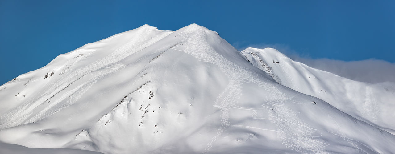 Winter Alps European Alps Vacations Outdoors Skiing Winter Holidays Snow Cold Temperature Nature Adventure Activity Sunny Sunny Day Weather Dreaming Panoramic Ski Touring Ski Tracks Free Skiing Off Piste Blue Sky Deep Snow Powder Snow