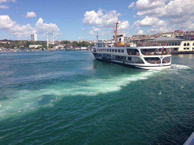 drifting boat Sea Sick