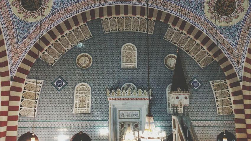 Mosque Muslimah Allahuakhbar!!! ☝ Allah ❤❤☝ Prayer Amen 🙏 Rize/Turkey