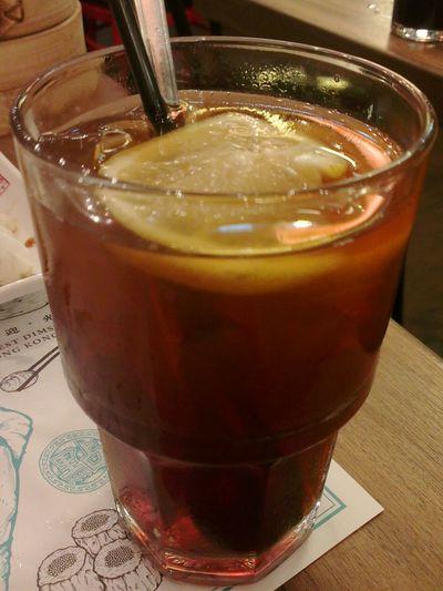 港式凍檸茶~