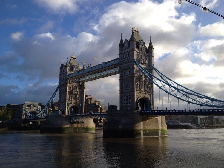 London Tower Bridge Bridge London No Filter Me Around The World Holiday With friends Thames Europe