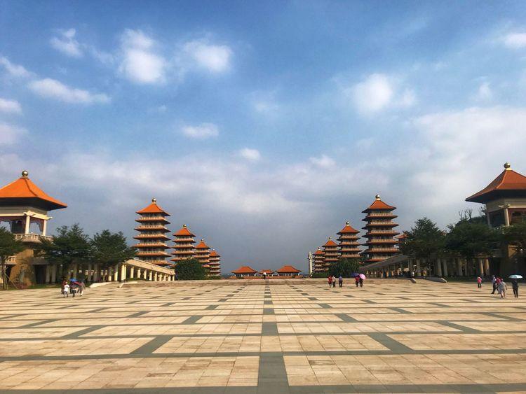 Buddha Memorial Center Kaoshiung Foguangshan
