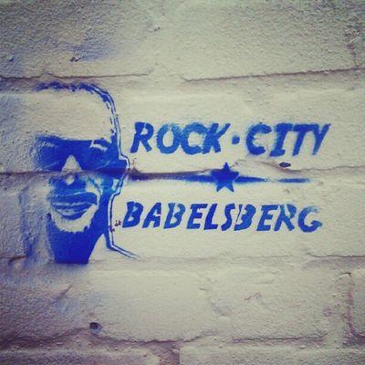Rock City Babelsberg.
