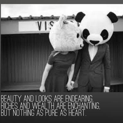 Heart Love Purity