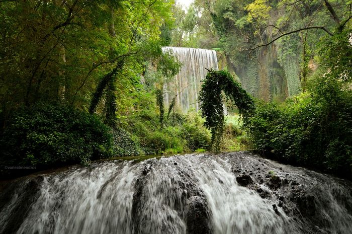 Waterfall in Monasterio De Piedra Eye4photography  Nature Enjoying Life
