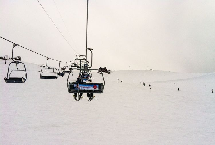 Bariloche, Argentina Snow ❄ Nature Winter Ski Lift Snowboarding