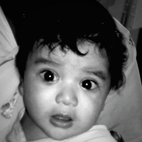 Hello World Cute Baby !!!! Innocent Face