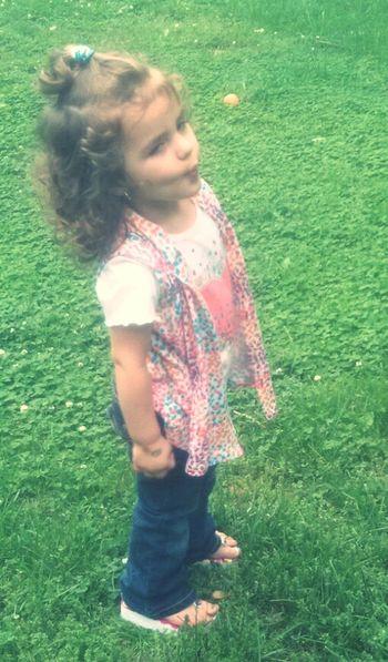 Enjoying Life Liyah My Granddaughter Hagerstown Md