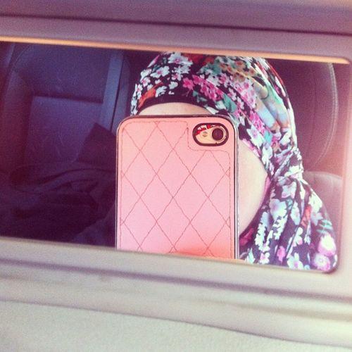 Instagood Instamoment Instafashion Hijebi Fleur IPhone Rosé La Vie Est Rosé