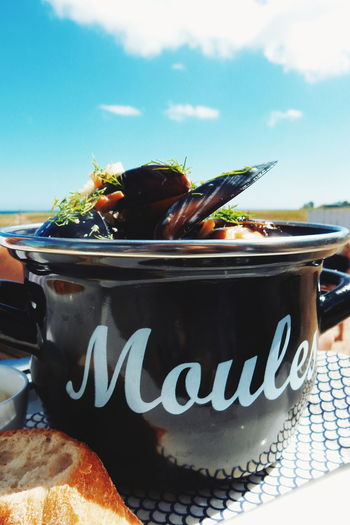 Moules Moules Et Frites Moules Frites Seashells Seafoods Restaurant Beach Summer Ljugarn Gotland Sweden Summer In Sweden Feel The Journey Original Experiences My Year My View Live For The Story