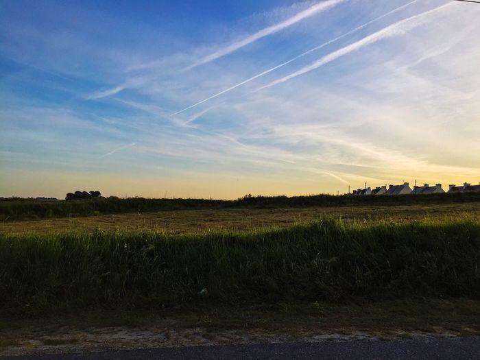 Tranquility nature Landscape Sky