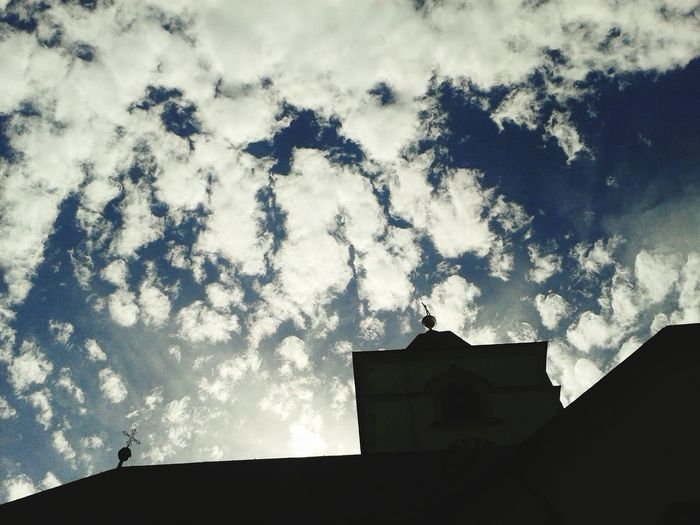 Myviewtoday Travel Photography Austria Sunandclouds Silhouette Old Church