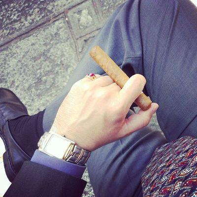 DIStylelife Cigar MomentoHabano Salamanca