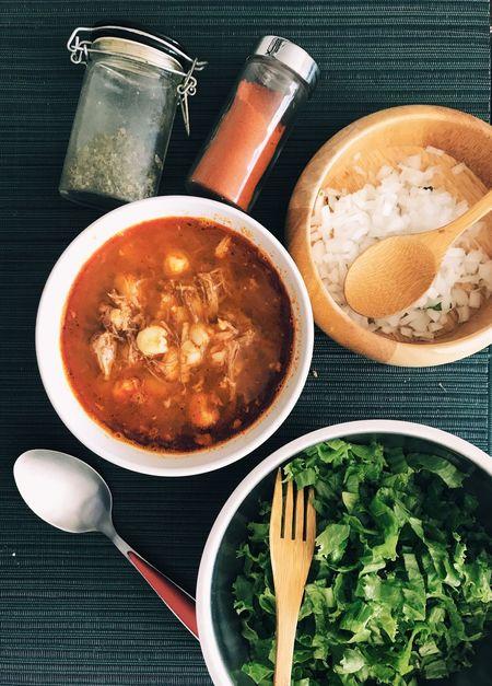 Pozole Mexico Food