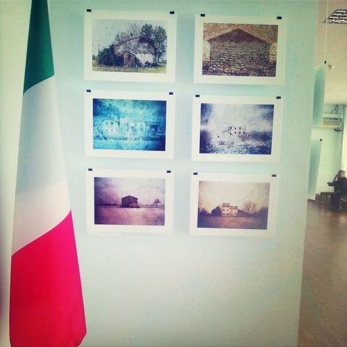 Выставка итальянских фотографов, замечательные работы!:)