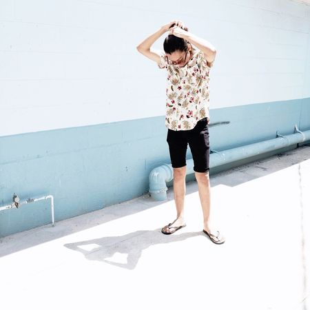 Beach Summertime Summer Selfportrait Selfies Myself Blue EyeEm Best Shots Asian  White