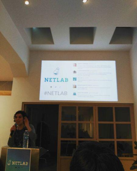 It's starting Netlab