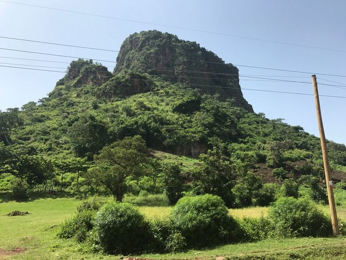 Been There. Tororo Rock Green Color Growth Day Outdoors Nature Wonder Nature Geology Geography Mountain Natural Landmark