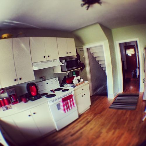 Our kitchen Newhouse Homeowners Ftw