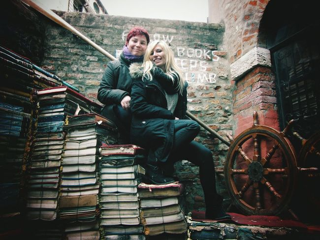 That's Me Venezia I Love My Sister ♡♥ Holiday♡ Me And My Sister Taking Photos booksteps... Cheese!