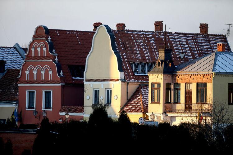Kedainiai Old Town Lithuania Architecture Building Exterior Built Structure Day House Kėdainiai Nature No People Outdoors Sky Tree