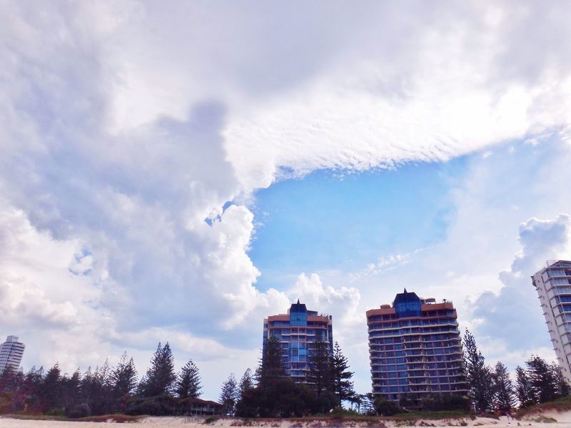 Found On The Roll The Architect - 2016 EyeEm Awards Old Buildings Apartment Buildings Architecture Beach Life Highrise Travel Coast Building Highrisebuilding Structure Beachside Dunes Eyeem Australia Clouds Clouds And Sky Gold Coast Australia Australia Surfers Paradise Surfers Paradise, Australia Two Is Better Than One Adapted To The City