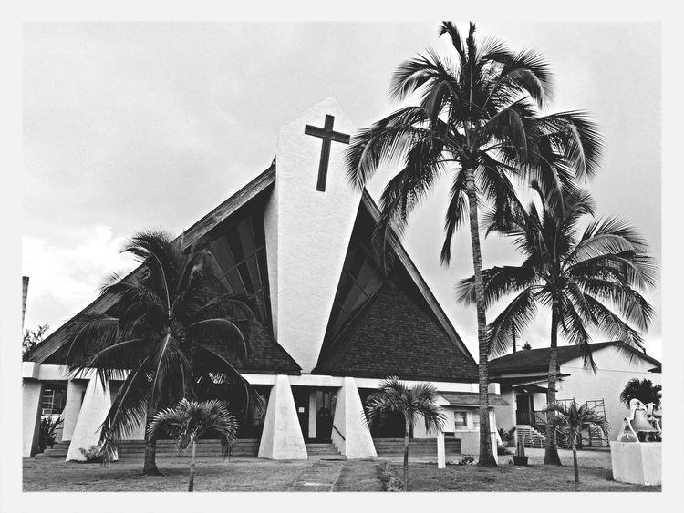 Church Architecture Kauai Hawaii