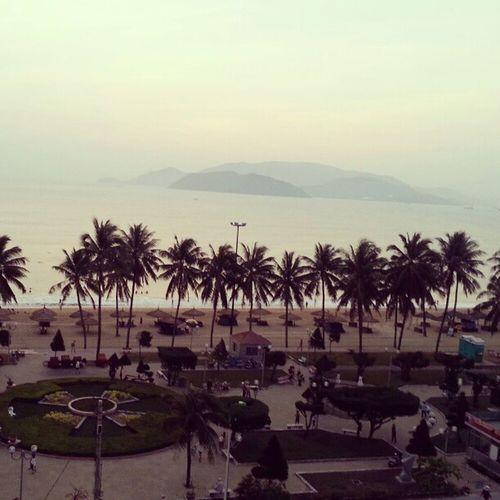 O_o NhaTrang 6amswim Beach Viet vietnam