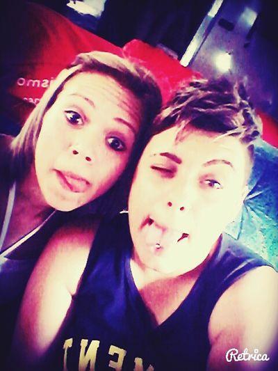Eu e minha love....indo pra Brasilia..