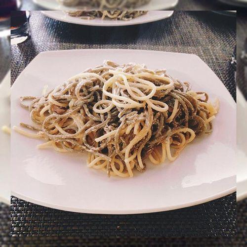 Almuerzo día DOMINGO!!! Día de flojera MODE ON!!! ❤️❤️❤️ Chancheando Stgo Domingo Pastas friends
