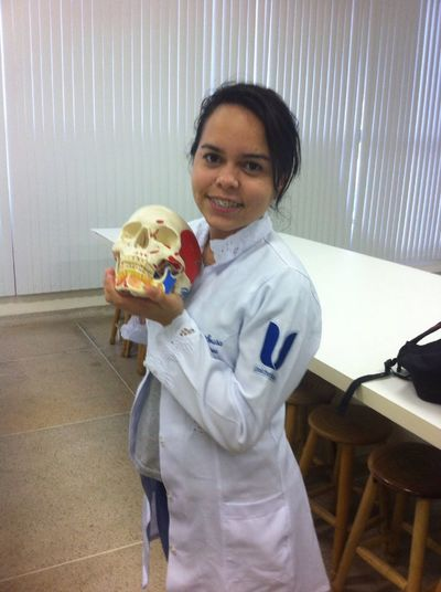 Amanha tem anatomia e fisiologia fisioterapia ❤️ First Eyeem Photo