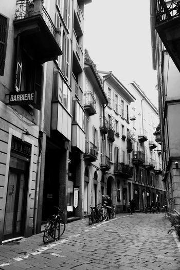 Hello World Milanocity HeyJude Street Blackandwhite Centercity