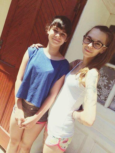 My Little Sister  👭❤️💜