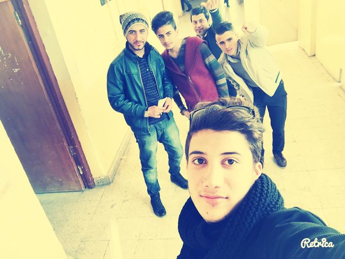 With My Friends And My Cusin❤