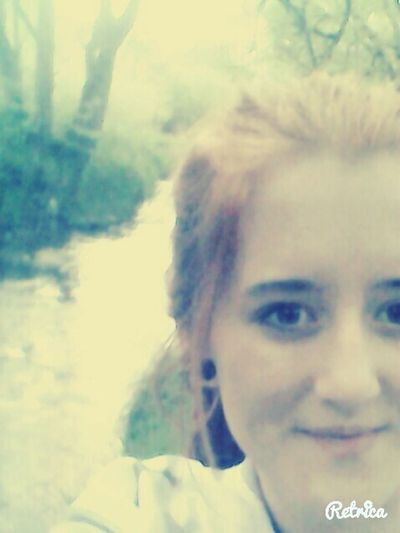 Running Time River Relaxing That's Me Hello World One_shot Funtimes Freedom Redhair 11/10