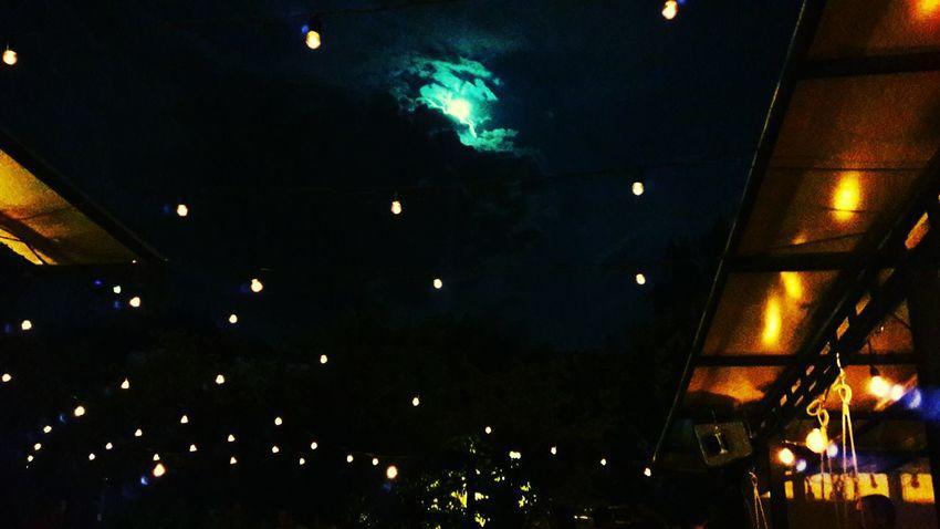 Fool moon🌕 Night Party Sky Moon Moonlight FoolMoon