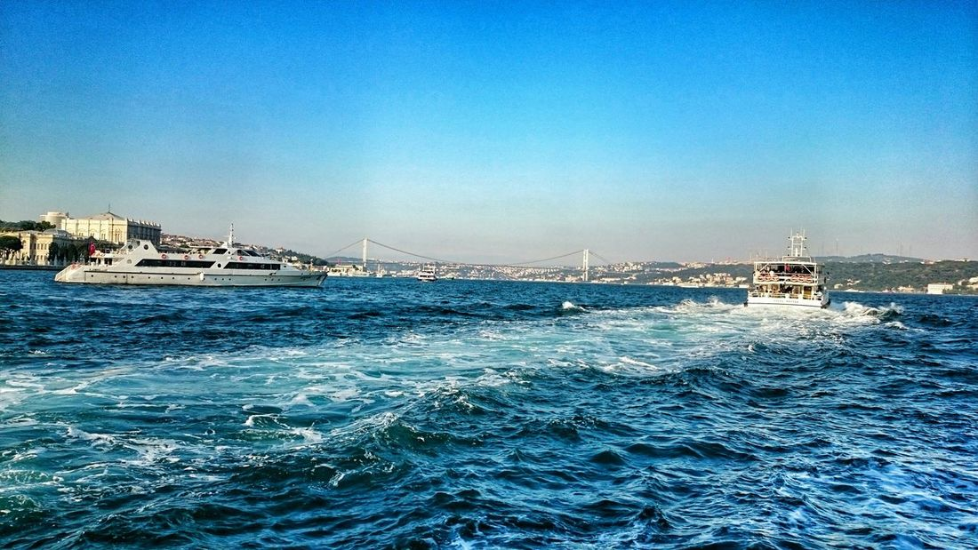 Cityscapes Photooftheday Photographer Istanbul - Bosphorus Istanbullife Historic City Beautiful Day Istanbul Turkey Street Photography On The Road