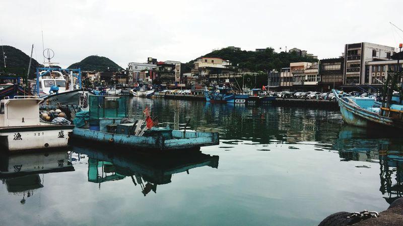 海港 The View And The Spirit Of Taiwan 台灣景 台灣情