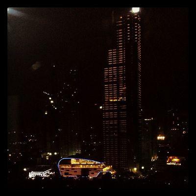 Awesome view! Gramercy standing tall. Century City Mall looking gorgeous! Centurycity Centurycitymall Gramercy Makati